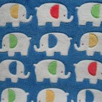 """44) Fleece """"Elefant"""""""
