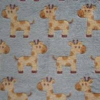 """43) Fleece """" Giraffe"""""""