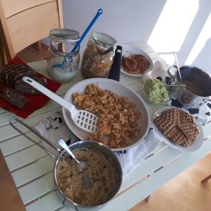 """Ernährungs- Workshop """"Frühstück"""""""